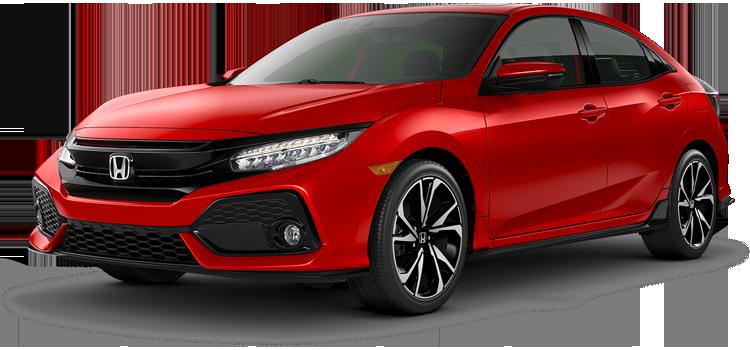 Beaumont Honda - 2019 Honda Civic Hatchback 1.5T L4 Sport Touring