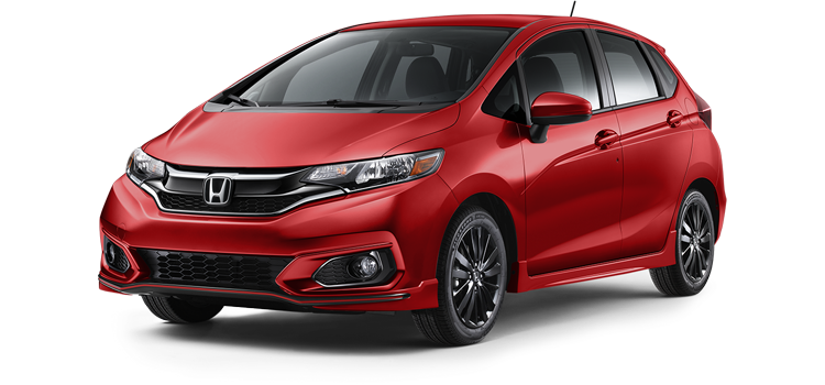 Edmond Honda - 2019 Honda Fit CVT Sport