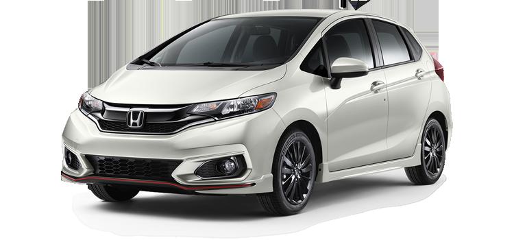 Baytown Honda - 2019 Honda Fit CVT Sport