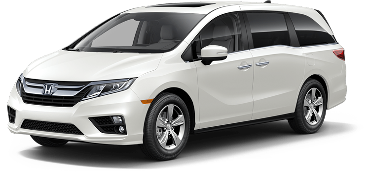 Gulfport Honda - 2019 Honda Odyssey With Rear Entertainment System and Navigation EX-L