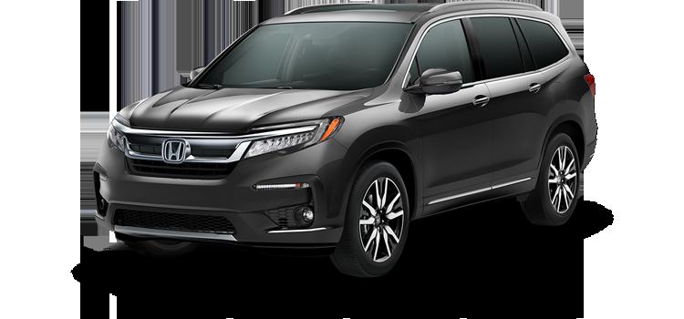 Baytown Honda - 2019 Honda Pilot 7 Passenger Touring