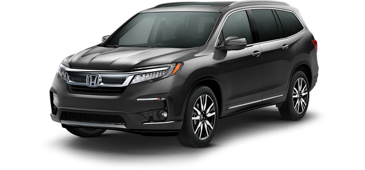 Oklahoma City Honda - 2019 Honda Pilot 8-Passenger Touring
