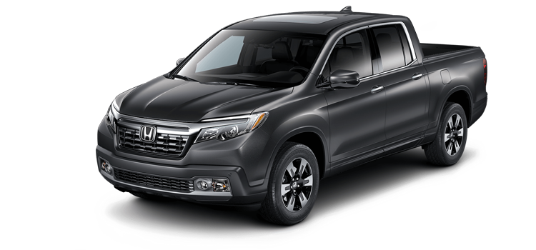Beaumont Honda - 2019 Honda Ridgeline With Leather and Navigation RTL-E