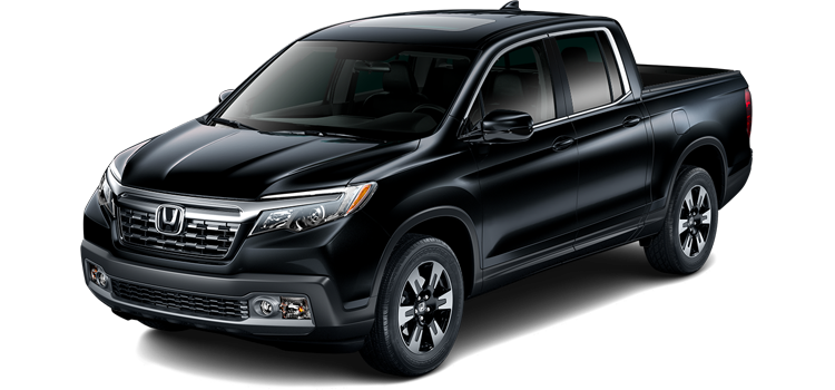 Springfield Honda - 2019 Honda Ridgeline With Leather and Navigation RTL-T