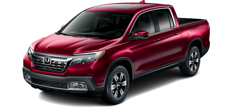 Edmond Honda - 2019 Honda Ridgeline With Leather and Navigation RTL-T