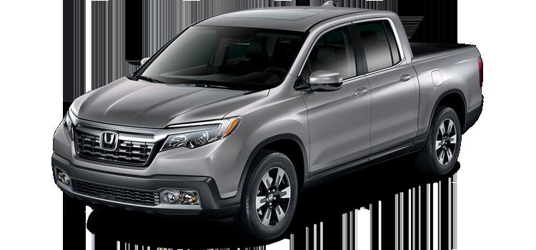 Gulfport Honda - 2019 Honda Ridgeline With Leather RTL