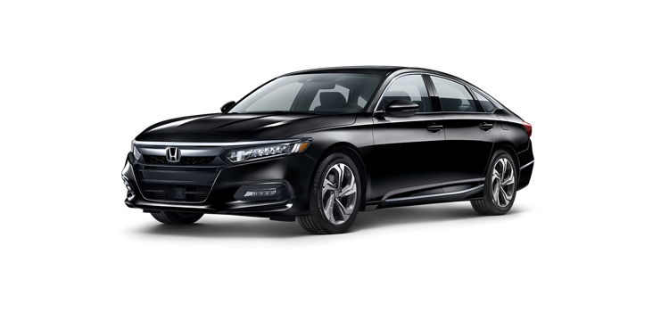 new 2019 Honda Accord Sedan 1.5T L4 with Leather EX-L
