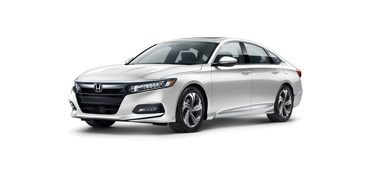 new 2019 Honda Accord Sedan 2.0T L4 with Leather EX-L