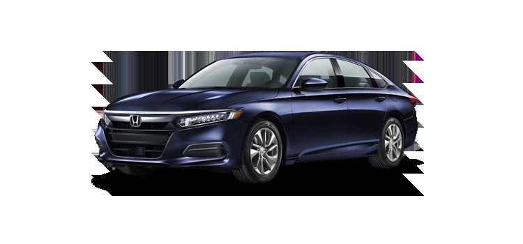 New 2019 Honda Accord Sedan 1.5T L4 LX