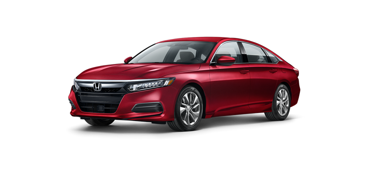 new 2019 Honda Accord Sedan 1.5T L4 LX