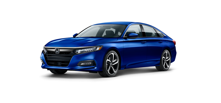 used 2019 Honda Accord Sedan Sport 1.5T