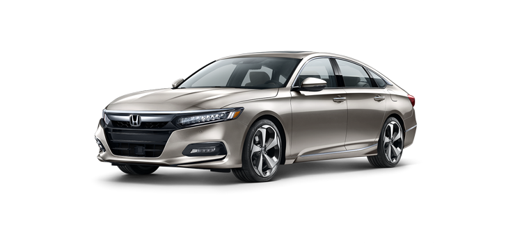 new 2019 Honda Accord Sedan 2.0T L4 Touring