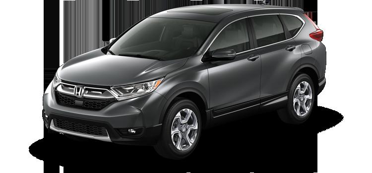 new 2019 Honda CR-V 1.5T L4 EX-L