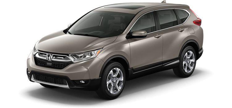 new 2019 Honda CR-V 1.5T L4 EX-L