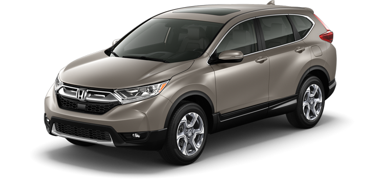 new 2019 Honda CR-V 1.5T L4 EX