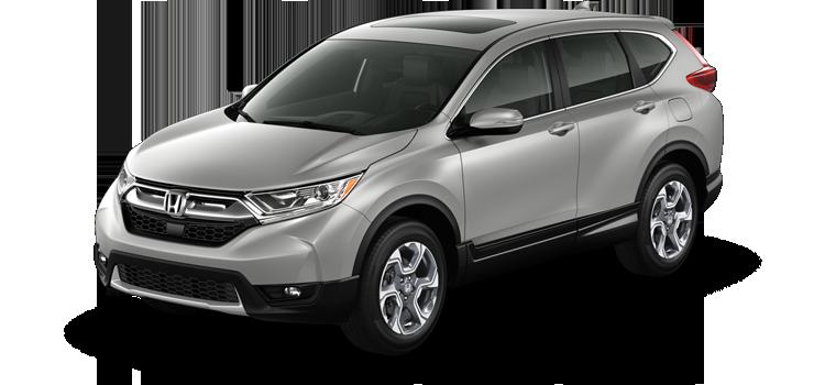 new 2019 Honda CR-V 1.5T L4 EX