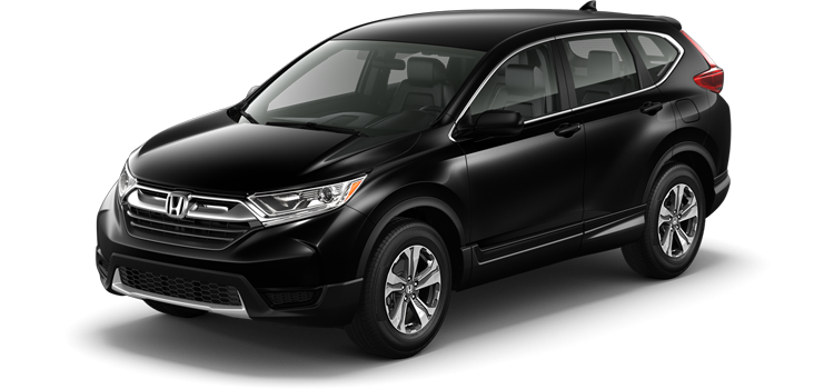 new 2019 Honda CR-V 2.4 L4 LX