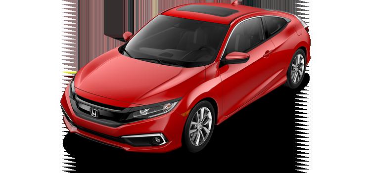 new 2019 Honda Civic Coupe 1.5T L4 EX