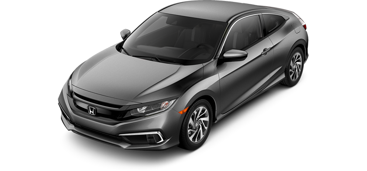 new 2019 Honda Civic Coupe 2.0 L4 LX