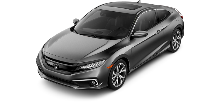 new 2019 Honda Civic Coupe 1.5T L4 Touring