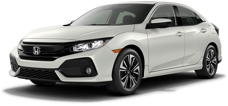 new 2019 Honda Civic Hatchback 1.5T L4 EX