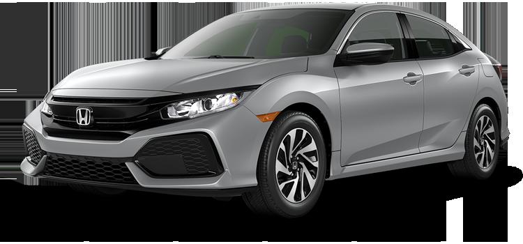 new 2019 Honda Civic Hatchback 1.5T L4 LX