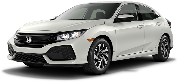 New 2019 Honda Civic Hatchback 1.5T L4 LX