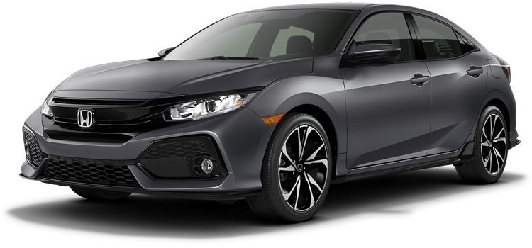 New 2019 Honda Civic Hatchback 1.5T L4 Sport