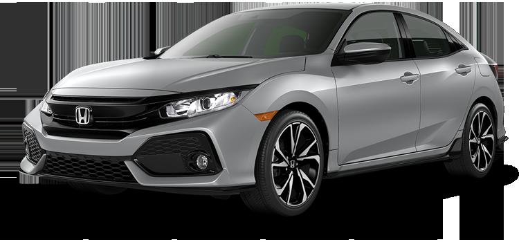 new 2019 Honda Civic Hatchback 1.5T L4 Sport