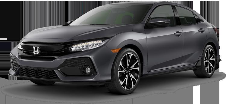 new 2019 Honda Civic Hatchback 1.5T L4 Sport Touring