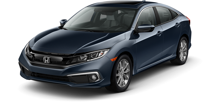 new 2019 Honda Civic Sedan 1.5T L4 EX-L