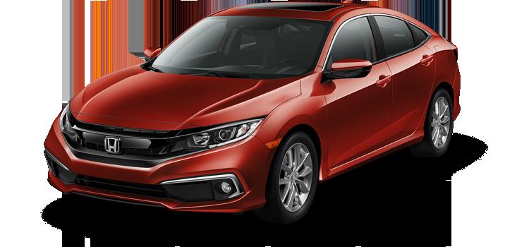 new 2019 Honda Civic Sedan 1.5T L4 EX-L