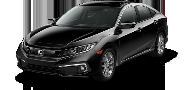 new 2019 Honda Civic Sedan 1.5T L4 EX