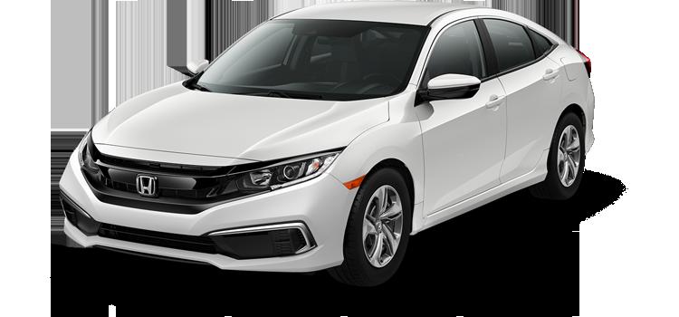 New 2019 Honda Civic Sedan