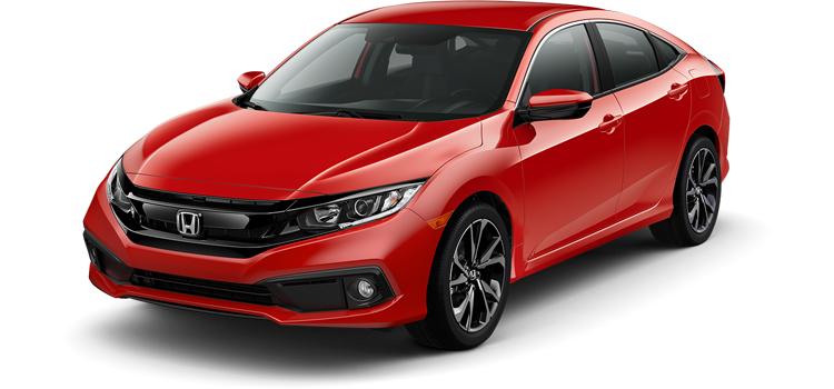 new 2019 Honda Civic Sedan 2.0 L4 Sport