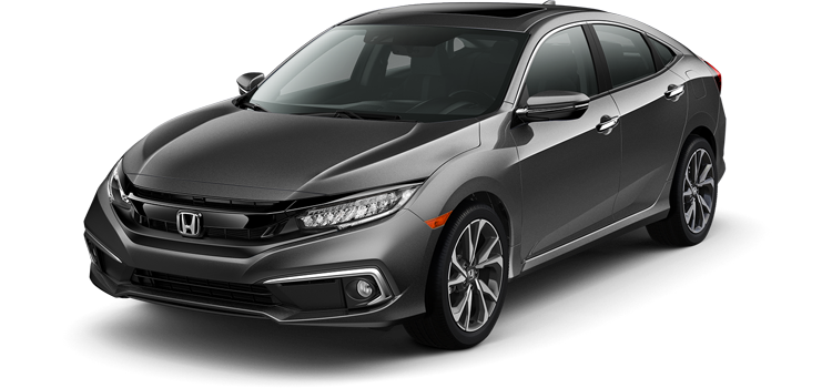 new 2019 Honda Civic Sedan 1.5T L4 Touring