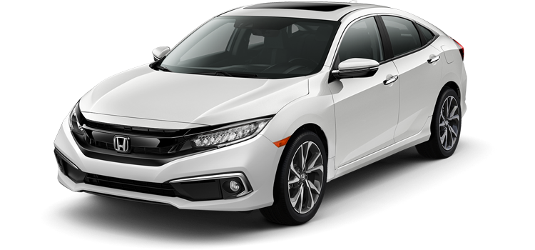 New 2019 Honda Civic Sedan