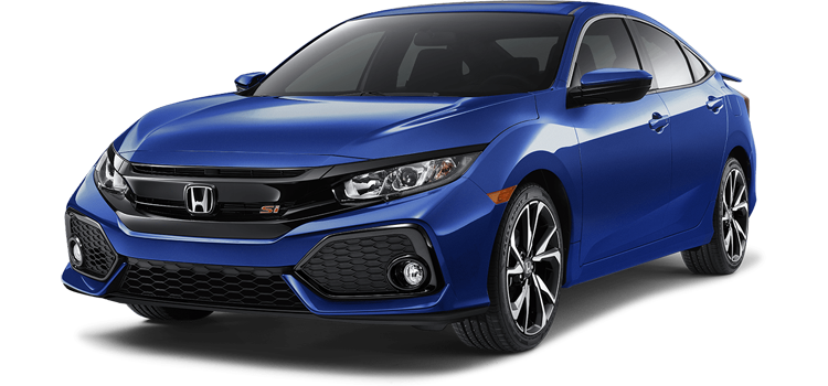 new 2019 Honda Civic Si Sedan 1.5T L4