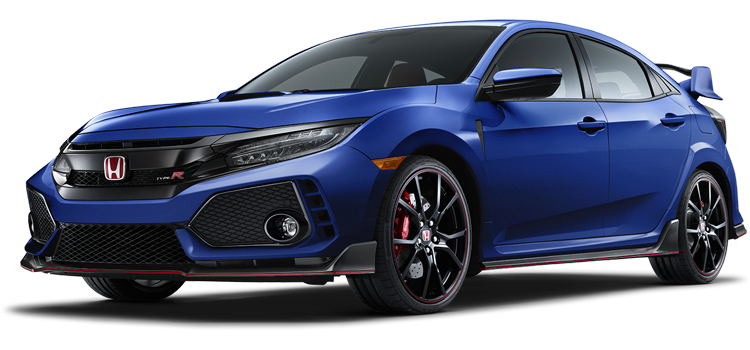 new 2019 Honda Civic Type R 2.0T L4 Touring