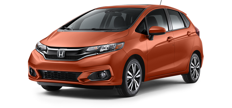 new 2019 Honda Fit CVT EX