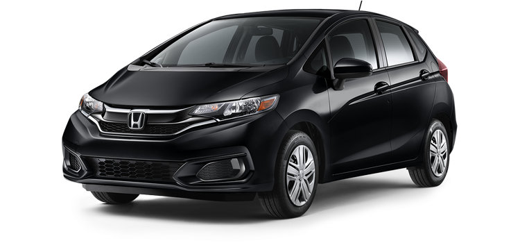 new 2019 Honda Fit CVT LX