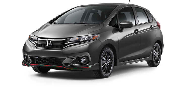 New 2019 Honda Fit CVT Sport