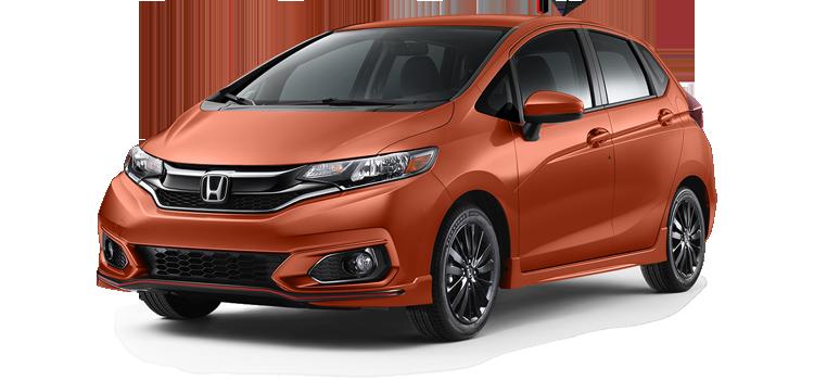 new 2019 Honda Fit CVT Sport