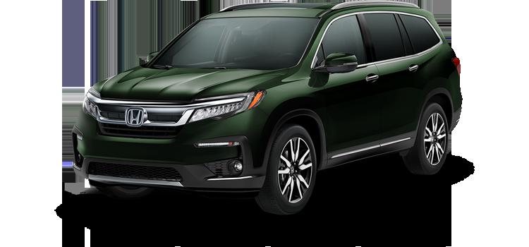 new 2019 Honda Pilot 8-Passenger Touring