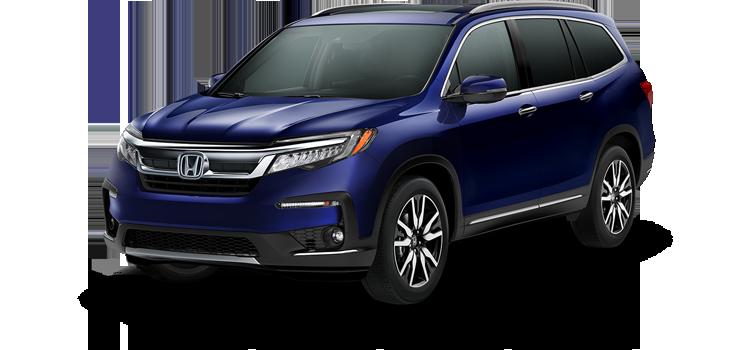 new 2019 Honda Pilot 7 Passenger Touring