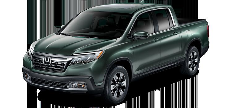 New 2019 Honda Ridgeline With Leather RTL