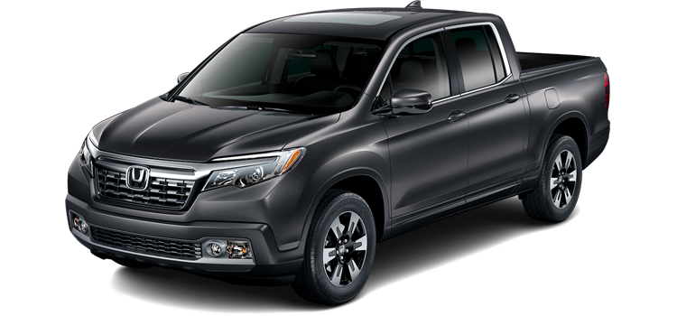 new 2019 Honda Ridgeline With Leather RTL