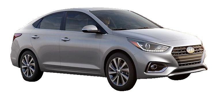 2019 Hyundai Accent Limited 4D Sedan