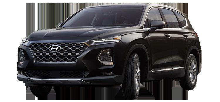 2019 Hyundai Santa Fe SEL 2.4 4D Sport Utility