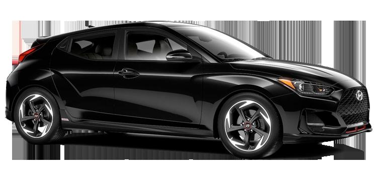 2019 Hyundai Veloster Turbo 3D Hatchback